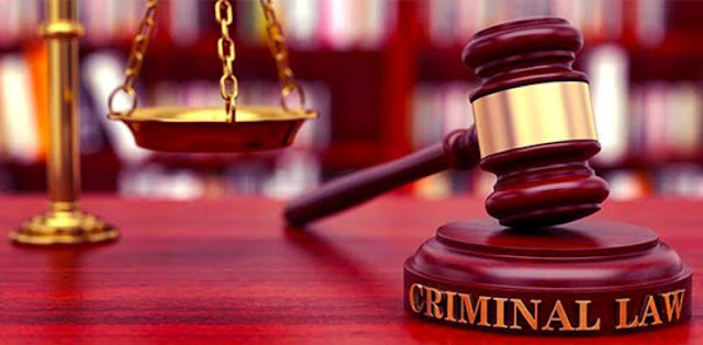 what is criminal defence law