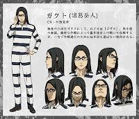 โมโรคุสุ ทาเคฮิโตะ (Morokuzu Takehito) @ โรงเรียนคุกนรก Kangoku Gakuen / Prison School