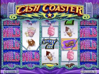 Cash Coaster Poker Slot