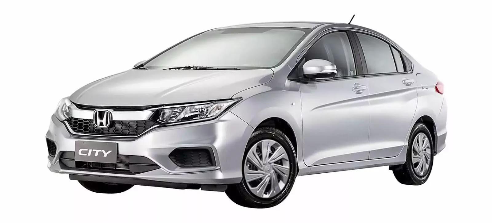 Honda City 1.5 S CVT