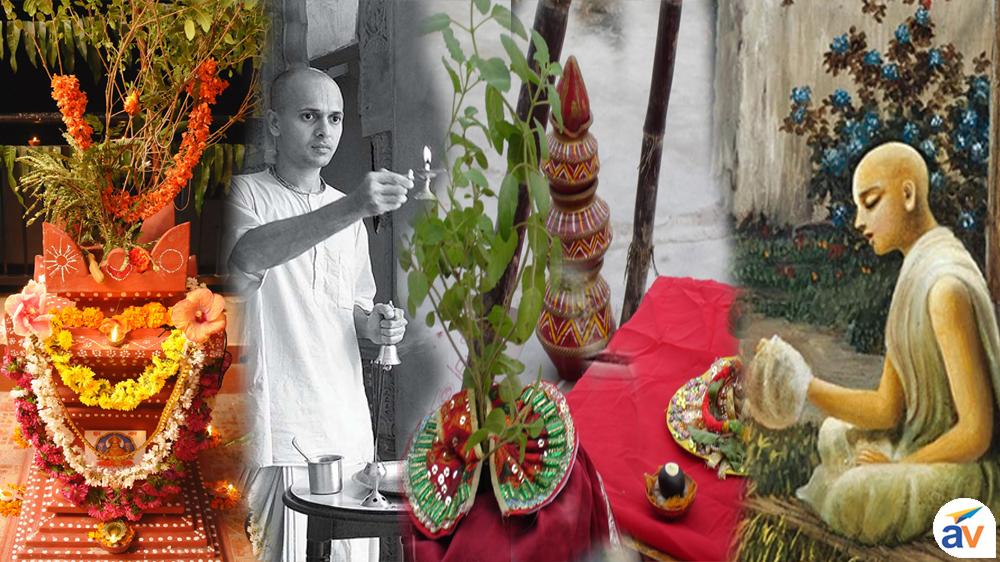 Why we Worship Tulsi Plant