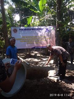 Program Pengabdian Masyarakat Oleh UAD di Dusun Gumulan 2019