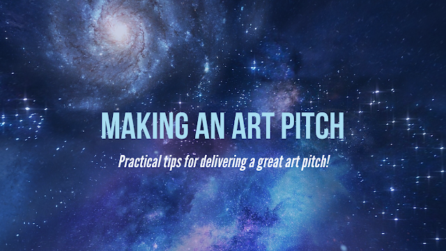 pitching art, business pitches, public speaking for artists, beechhouse media,