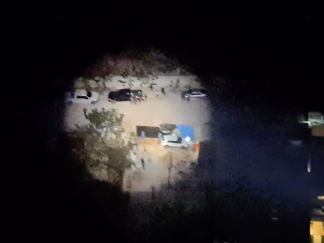 Incauta la policía presunto vehículo utilizado por sicarios en Las Américas