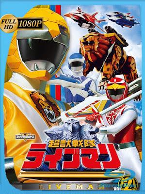 Chōjū Sentai Liveman Vol. 02 (1988) [1080p] Latino [GoogleDrive] [MasterAnime]
