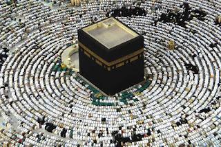 Kaaba, Mecca, cel mai sfânt loc al Islamului