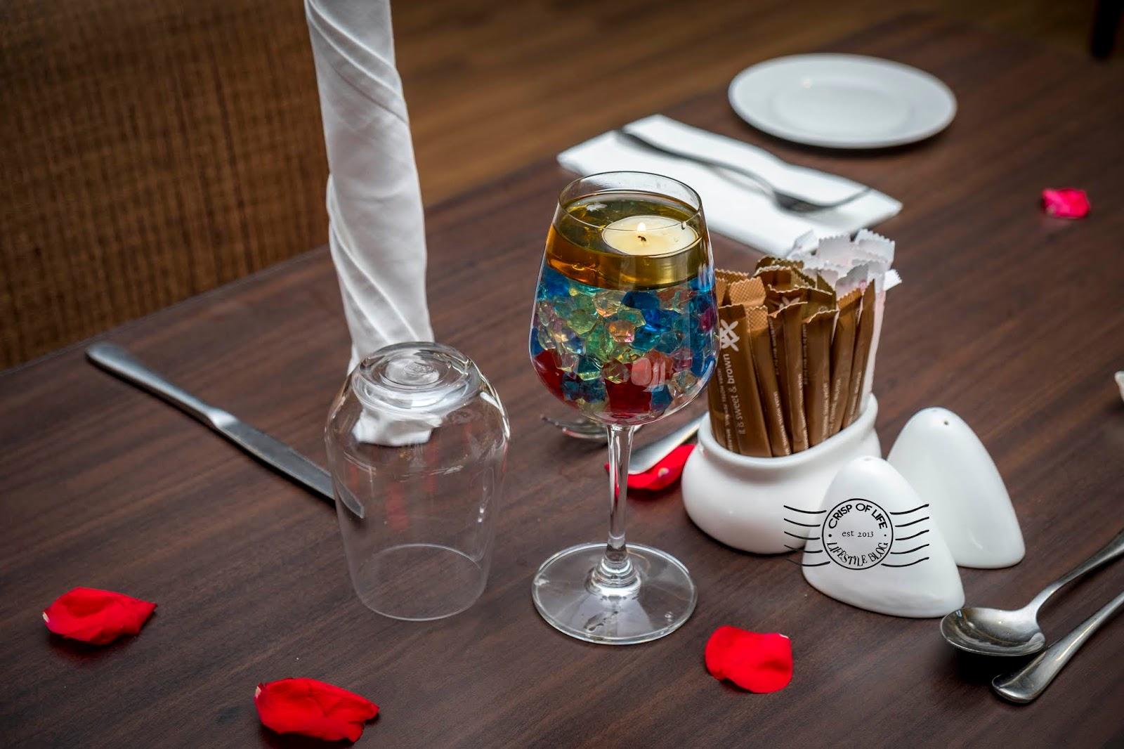 Valentine Western Semi Buffet 2019 @ Ixora Hotel Penang