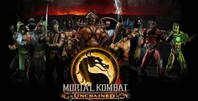 Mortal Kombat Unchained ISO for PPSSPP Free Download