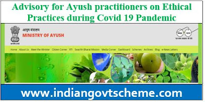 Ayush practitioners on Ethical Practices during Covid 19