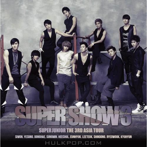 Super Junior – Super Show 3 – The 3rd Asia Tour (ITUNES PLUS AAC M4A)