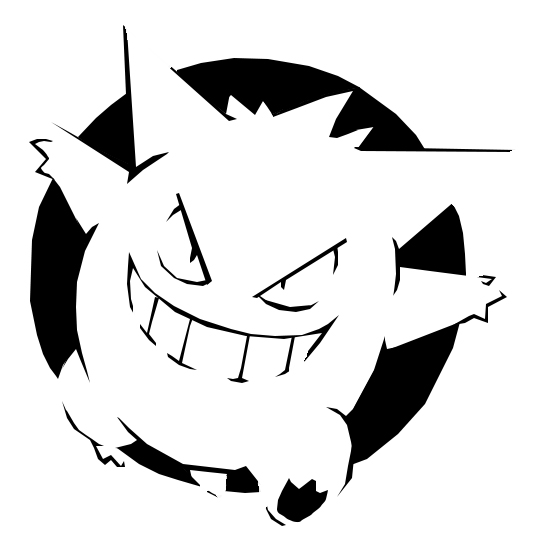 Easy pokemon pumpkin carving patterns stencil design Architecture pumpkin stencils