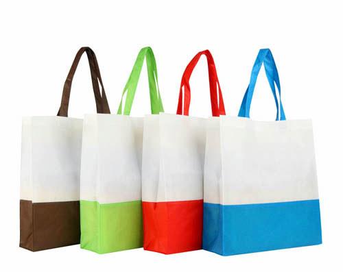 In túi vải không dệt chất lượng tốt giá rẻ tại Hà Nội, in Hồng Hạc