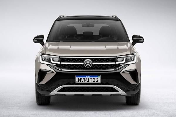 VW Taos: lançamento confirmado para 2º tri de 2021 - Brasil