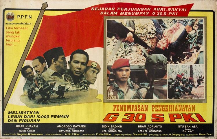Film G30S/PKI Bakal Tayang di TV, Elite Partai Ummat: Ahoker Harus Nonton!