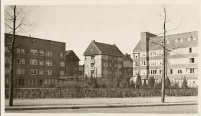 Afrikanerplein, 1938 (foto: Beeldbank Gemeentelijk Archief)