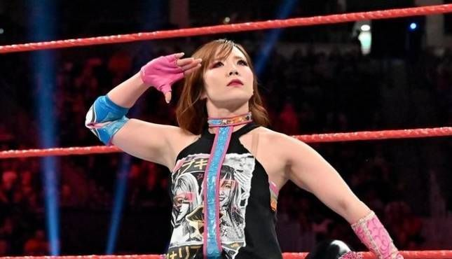 Report on Kairi Sane's final appearance for WWE