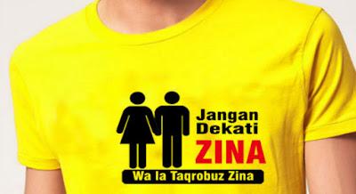 Ayat Alquran tentang Larangan Zina (Pergaulan Bebas)