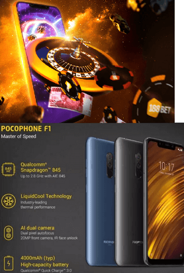 Promosi Bagi-bagi Xiaomi Pocophone F1