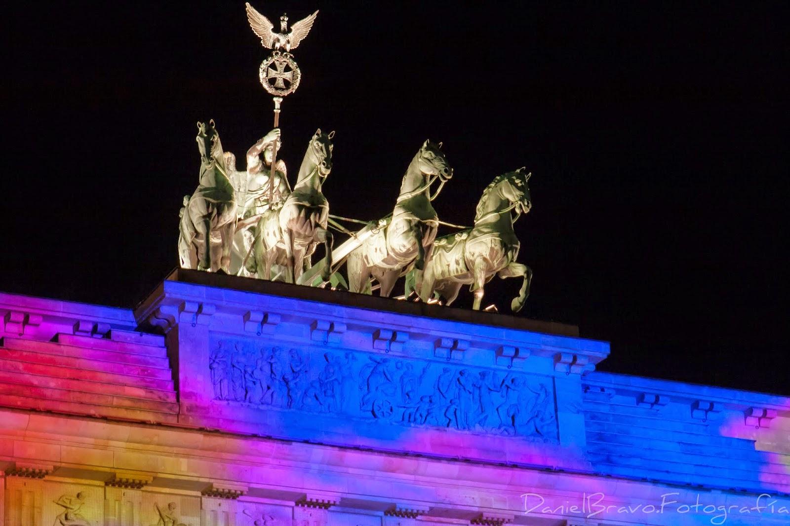 Berlín, Puerta de Branderburgo, puerta de Branderburgo, Branderburger Tor, cuadriga, Berlin