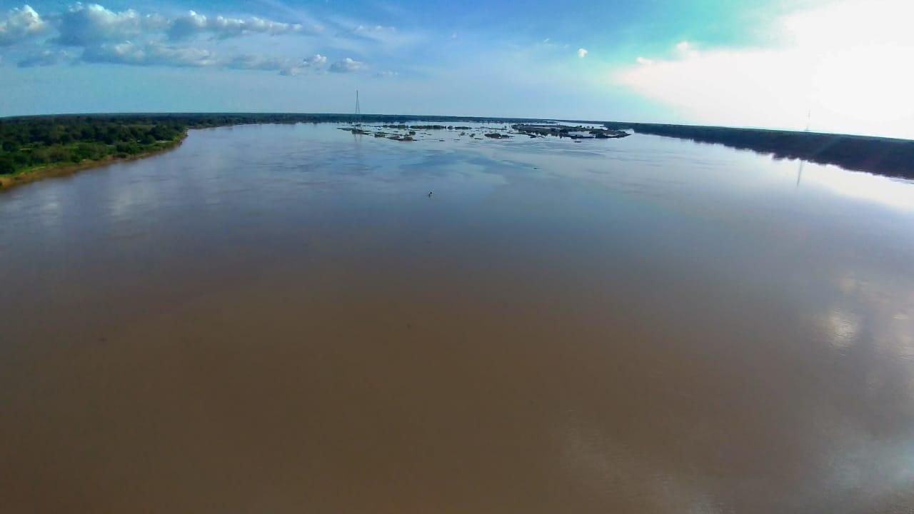 Nível do Rio São Francisco se estabiliza em 5,82 metros na cidade de Bom Jesus da Lapa
