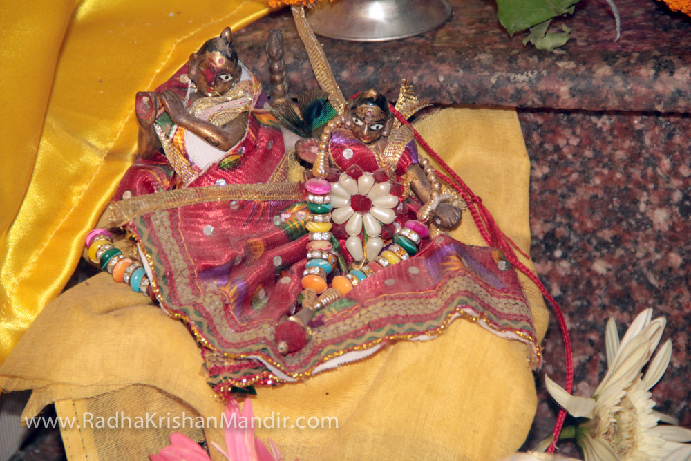 radhe krishna temple