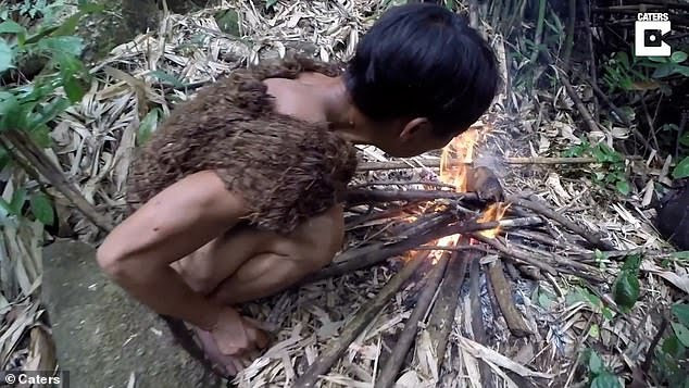 Man who lived in jungle for 40 years dies of cancer just 8 years after being brought into civilized world