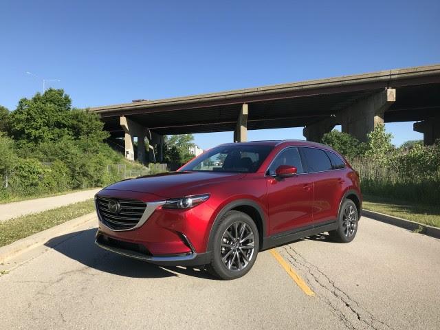 2020 Mazda CX-9 Review