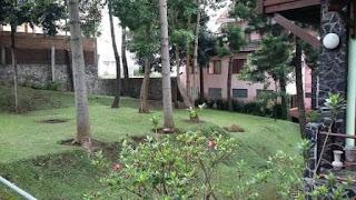 Blok P No 10 Villa Istana Bunga Lembang Bandung