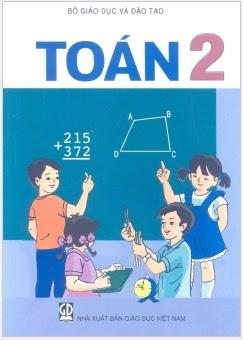 Sách Giáo Khoa Toán Lớp 2 - Nhiều Tác Giả