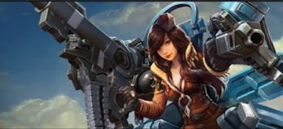 Panduan lengkap hero Vainglory Skye, mulai dari skill, build dan tips menggunakanya
