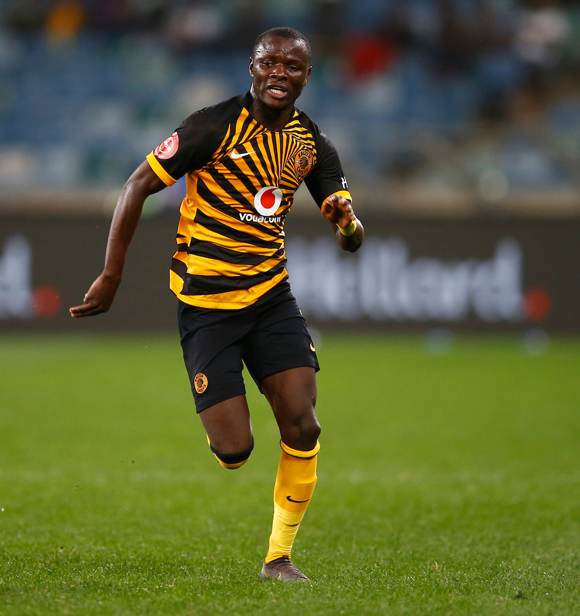 Kaizer Chiefs striker Lazarous Kambole