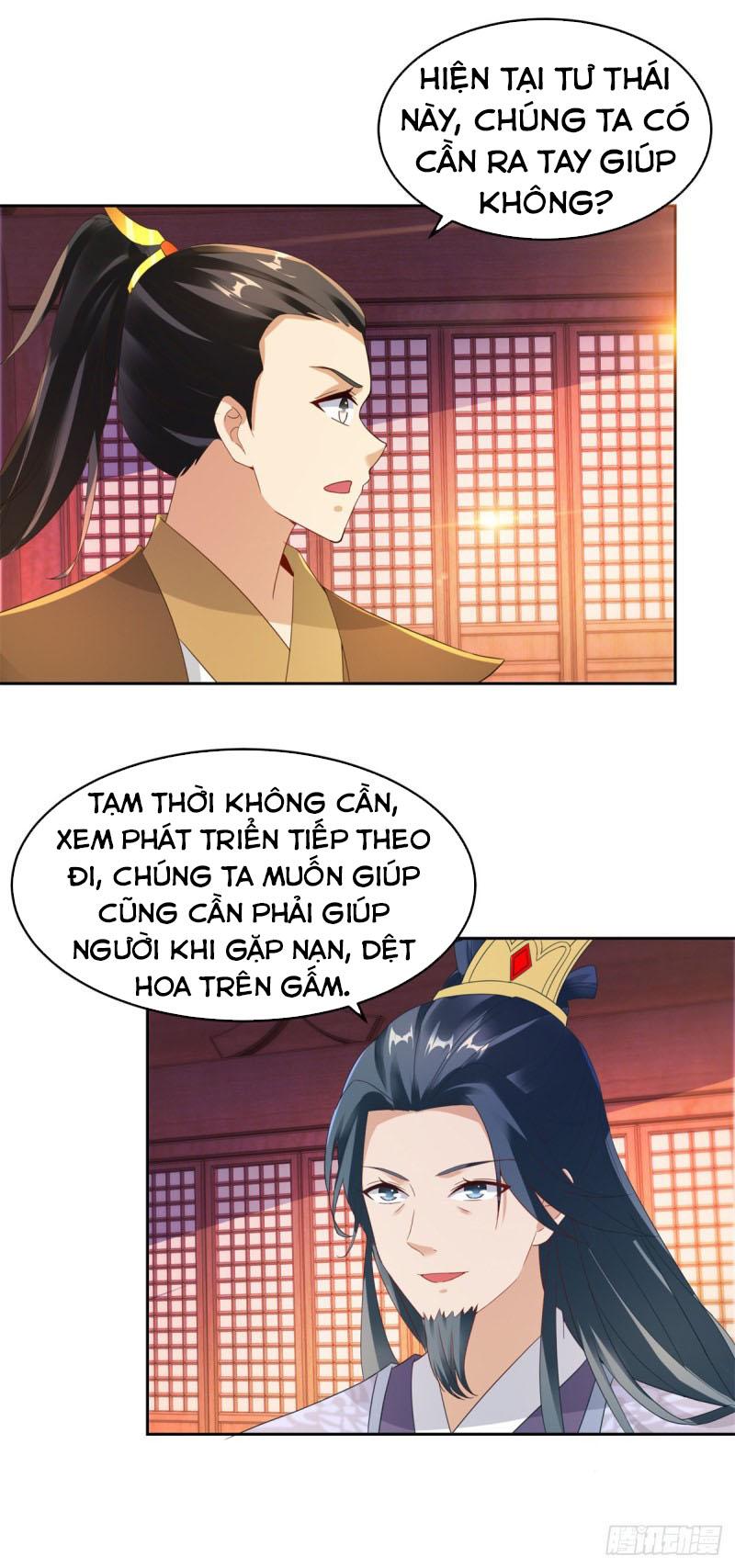 Thần Hồn Võ Đế chap 107 - Trang 20