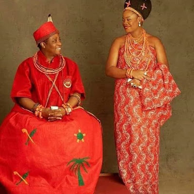 The Oba of Benin, Omo N'Oba Ewuare II on Monday announced that his second wife Queen Iyayota (Obazuwa Nerie) has delivered of a bouncing baby boy into the royal family.  The traditional ruler who was installed on 20th October 2016 disclosed this during a press briefing in the palace, where he thanked God and the ancestors for the gift of the new baby prince, noting that the infant prince and his mother are alive, hale and healthy.