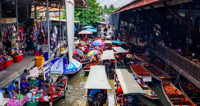 Bangkok, Thailand: 5 days 4 nights Itinerary