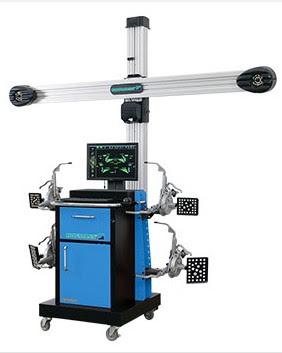 Máy kiểm tra góc đặt bánh xe công nghệ 3D i-geoliner Gold2
