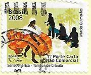 Selo Tambor de Crioula