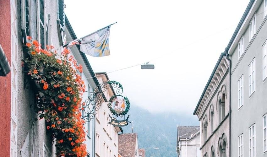 Chur - najstarsze miasto w Szwajcarii i nasze miejsce na nocleg