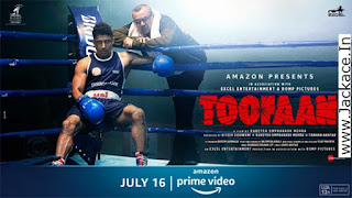 Toofan First Look Poster 7