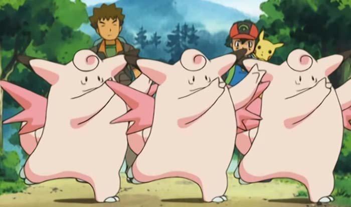 Clefairy (Pokemon)