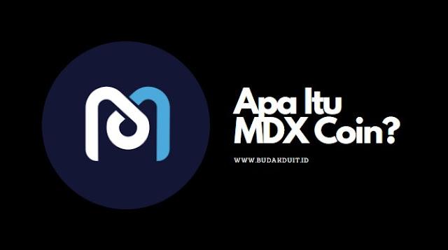 Gambar MDX Coin