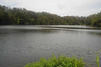 keindahan danau marsabut
