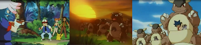 Pokémon Capítulo 34 Temporada 1 El Chico Kangaskhan