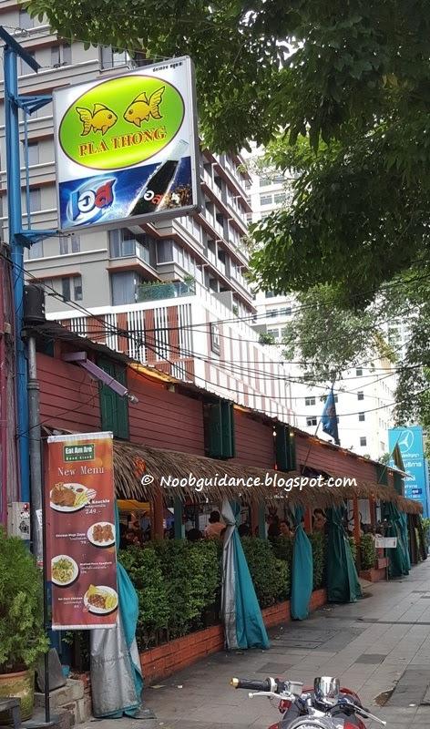 Pla Thong Thai Restaurant Takeaways