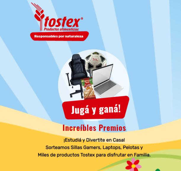 Promo Tostex