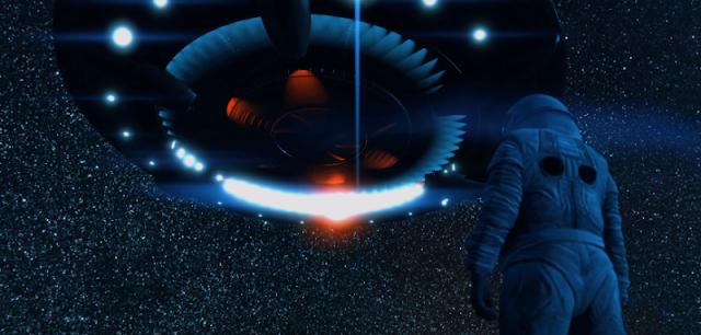 لعبة GTA V و لكن على الفضاء ؟!
