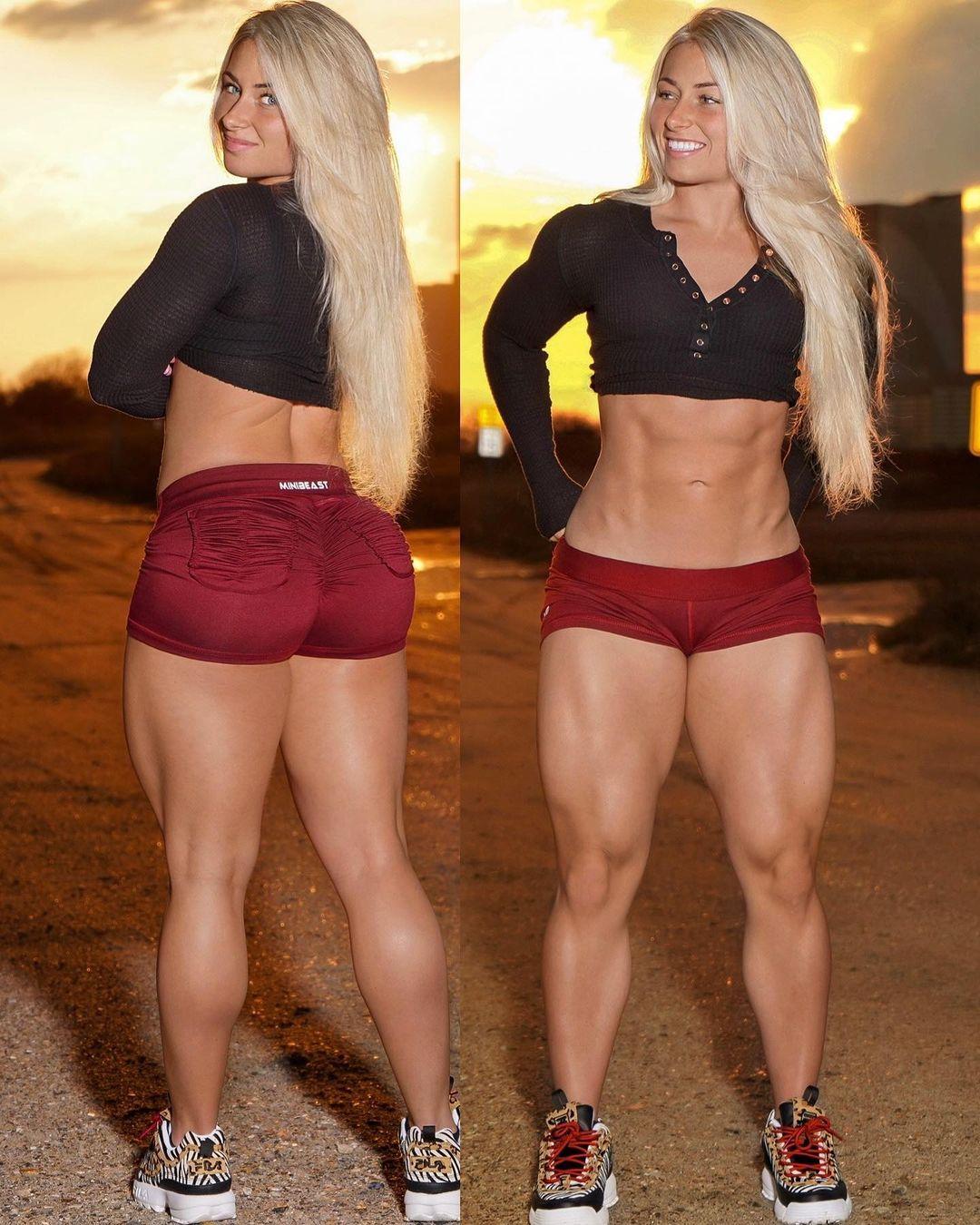 American Fitness Model DP