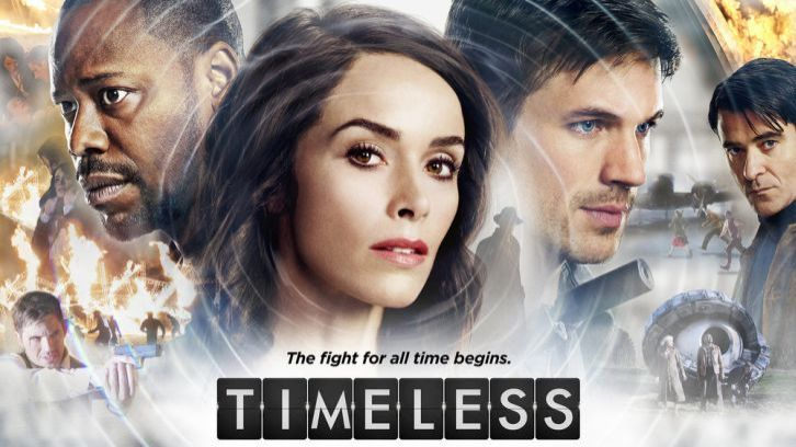 Timeless - Uncancelled, Renewed by NBC