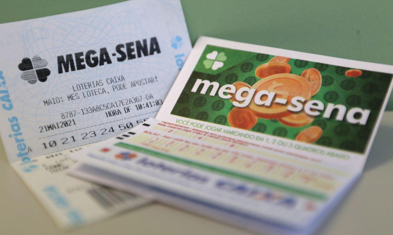 Mega-Sena sorteia nesta quarta-feira prêmio acumulado em R$ 34 milhões