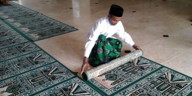 Marbot Masjid Mengaku Dianiaya Ternyata Bohong, Alasannya malah Bikin Sedih