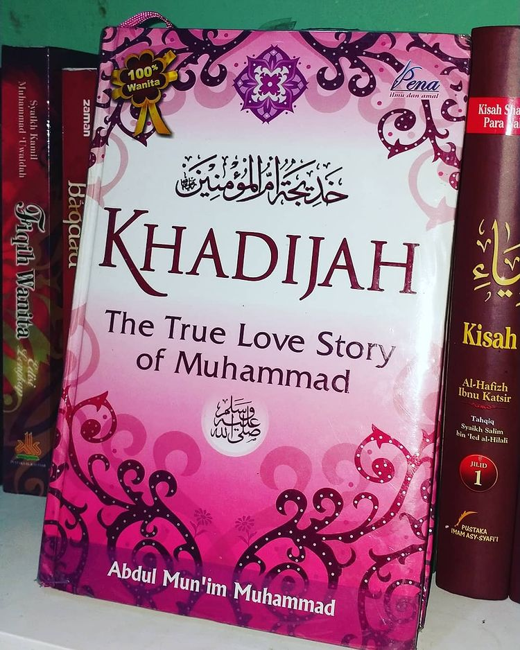 Review Buku : Khadijah, the true love story of Muhammad